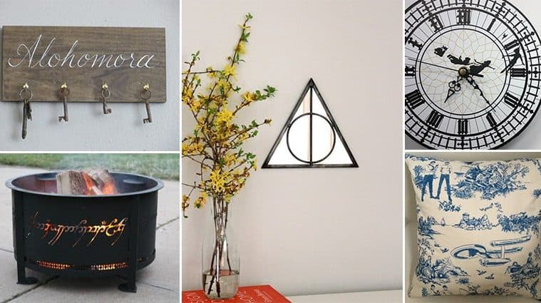 Turn Your Home Into A Subtly Nerdy Paradise