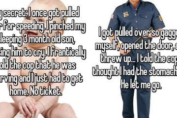 Ways That People Got Out Of Traffic Tickets