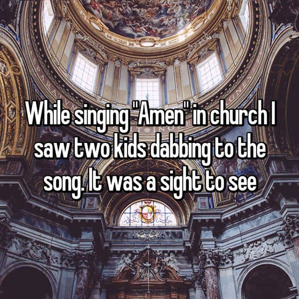 churchgoers-confess-shocking-things dabbing