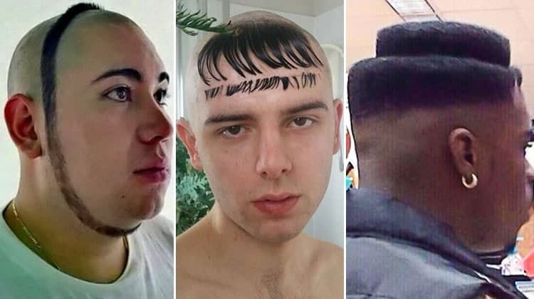 funny crazy hairstyles