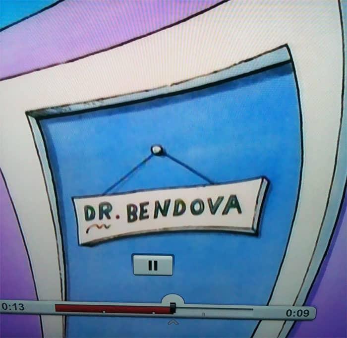 Adult Jokes Hidden In Cartoons doctor bendova