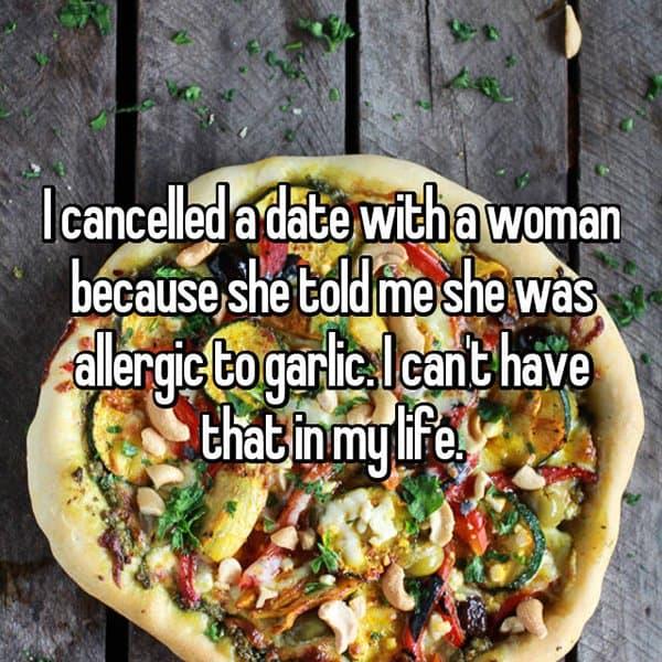 Annoying Allergies Relationships garlic