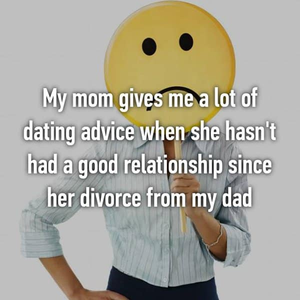Best And Worst Parental Dating Advice divorce