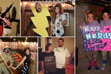Brilliant Couple Costumes You Need To Try Out