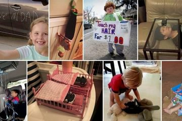 Children Who Have A Brilliant Imagination For Playtime