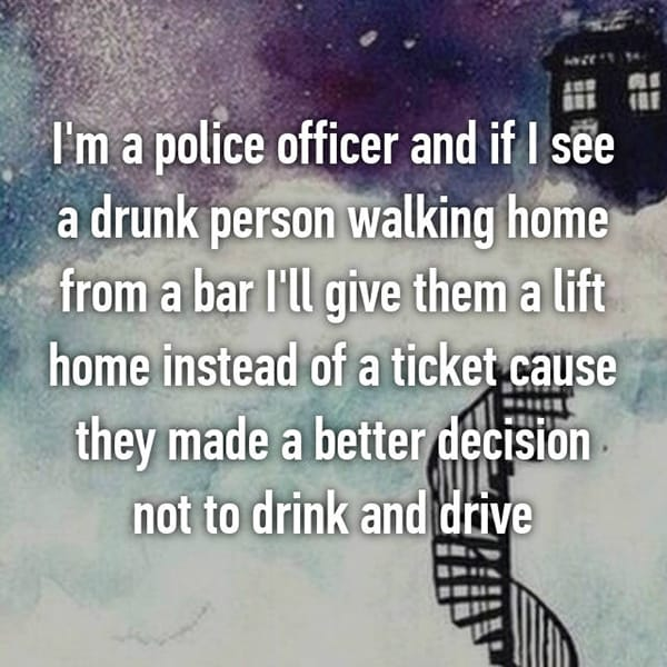 Confessions From Police Officers better decision