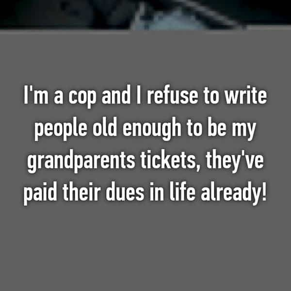 Confessions From Police Officers grandparents