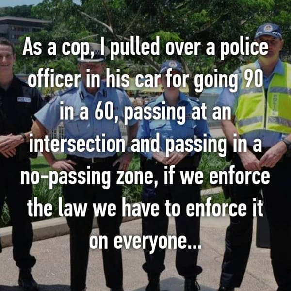 Confessions From Police Officers officer