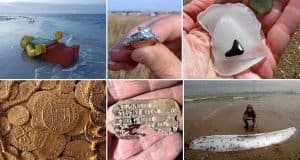 Cool Things People Found On Beaches