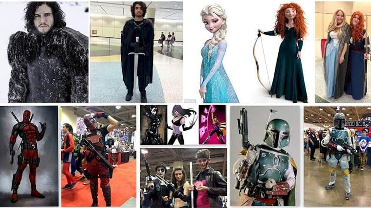 Cosplay 'Who Wore It Better' Comparisons