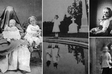 Creepy Photos That Will Give You Chills