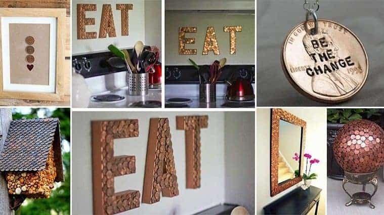 DIY Penny Projects That Won't Cost Too Much Money
