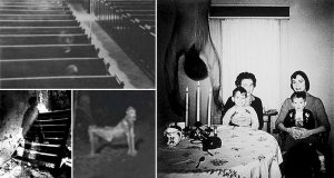 Eerie Photographs That Will Make You Question If Ghosts Lurk Among Us