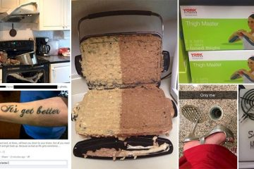 Epic Fails That Will Make You Feel Like A Capable Human Being