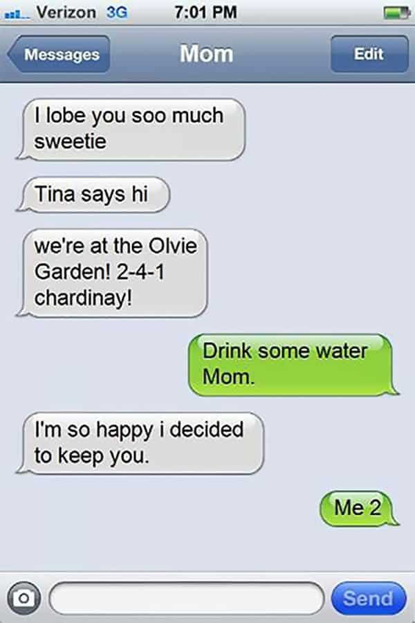 Funny Drunk Texts keep you