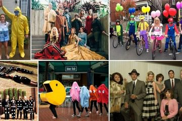 Group Costume Ideas For You And Your Mates To Try This Halloween