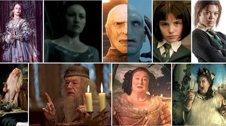 Harry Potter Characters That Were Replaced By Different Actors Between Movies