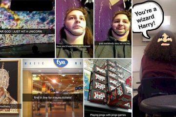 Hilarious Snapchats Guaranteed To Make You Laugh