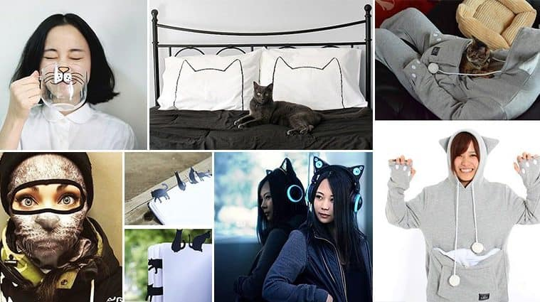 Holiday Gifts Ideas That Would Make Cat Lovers Purr With Delight