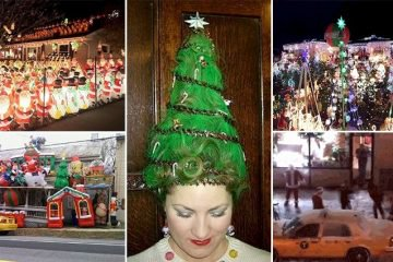 Images Proving It's Definitely Possible To Take Christmas That Bit Too Far