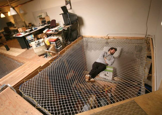 Impressive Inventions netted nest