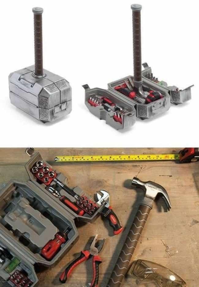 Impressive Inventions thor hammer tool set