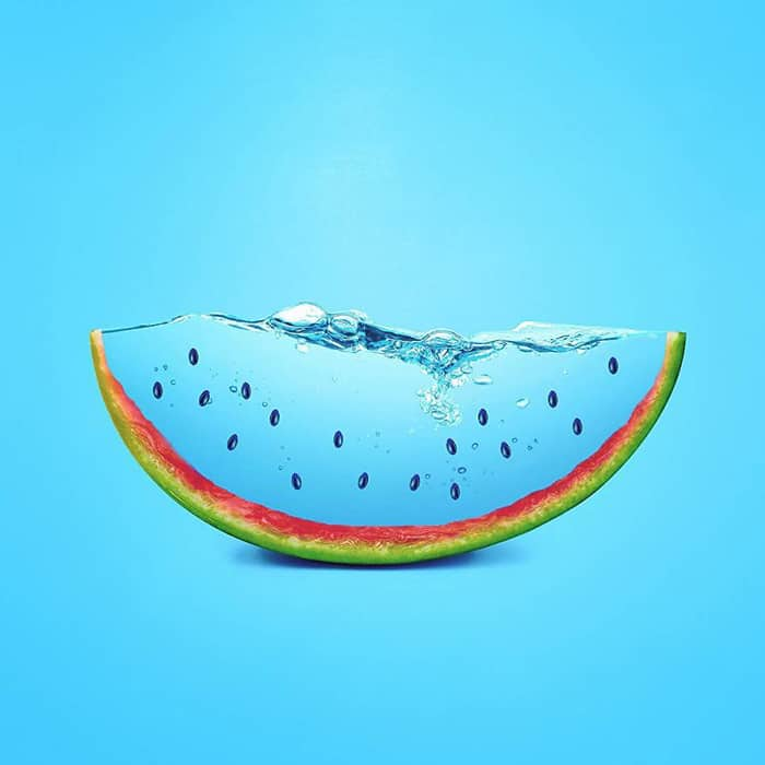 Mind Boggling Images unexpected objects watermelon