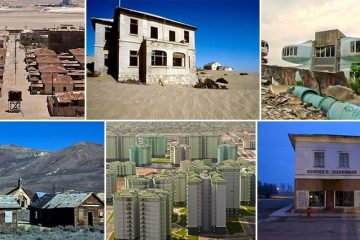 Modern Ghost Towns That Will Creep You Out