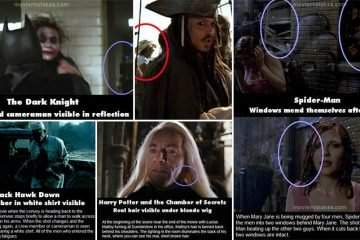 Movie Mistakes You Probably Never Noticed
