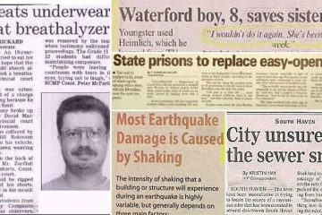 Newspaper Headlines That Were Unintentionally Funny