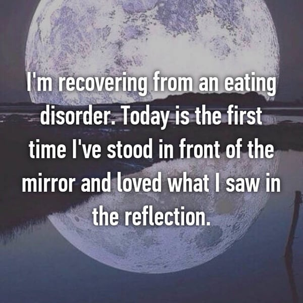 People Battling Eating Disorders loved what i saw