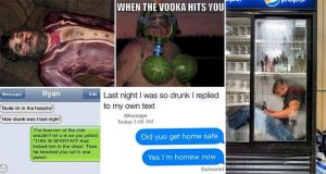 People Who Had One Too Many Drinks With Hilarious Results