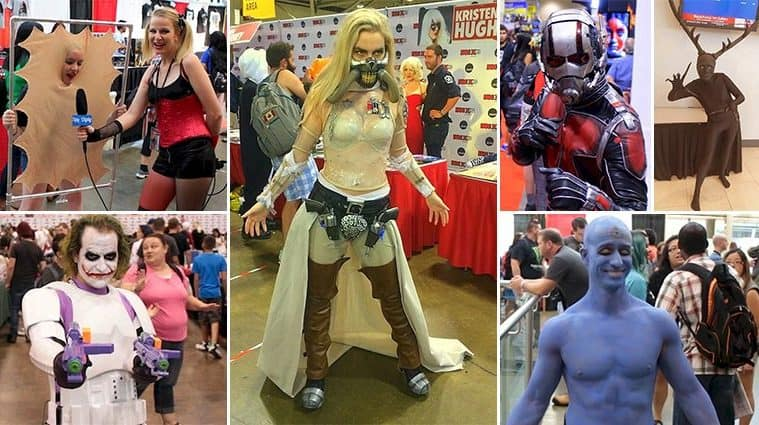 People Who Took Cosplaying To The Next Level