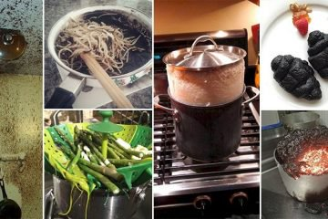 People Who Totally Failed In The Kitchen