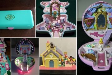 Polly Pocket Sets That Will Bring Your Childhood Memories Rushing Back