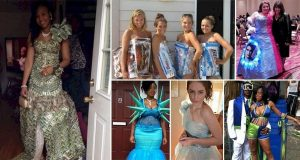Prom Dresses That Are Just Horribly Wrong