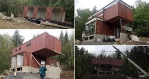 See These Old Shipping Containers Transform Into A Luxurious Home