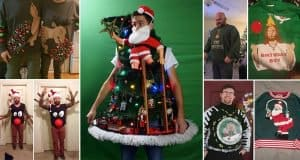 Stand Out Ugly Christmas Sweaters You'll Love To Hate