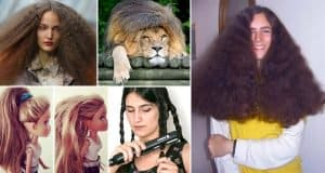 Struggles That Are Real For People With Thick Hair