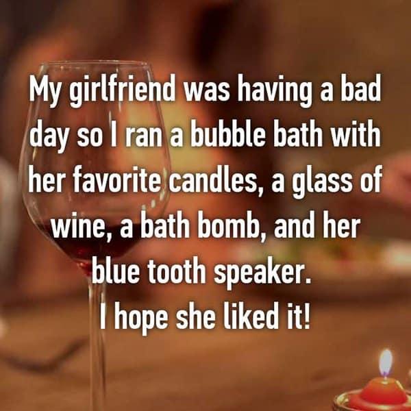 Sweet Things Couples bath
