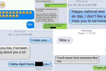 The Best And Funniest Text Responses To An Ex