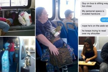 Things That Really Suck About Using Public Transport