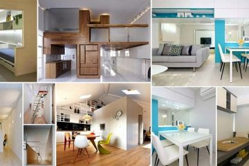 Tiny Apartments That Are Big On Imagination