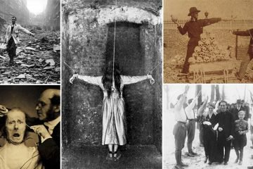 Vintage Photos That Will Freak You Out