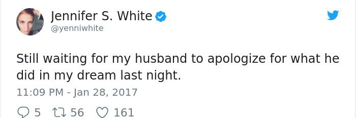funny-tweets-about-marriage dream