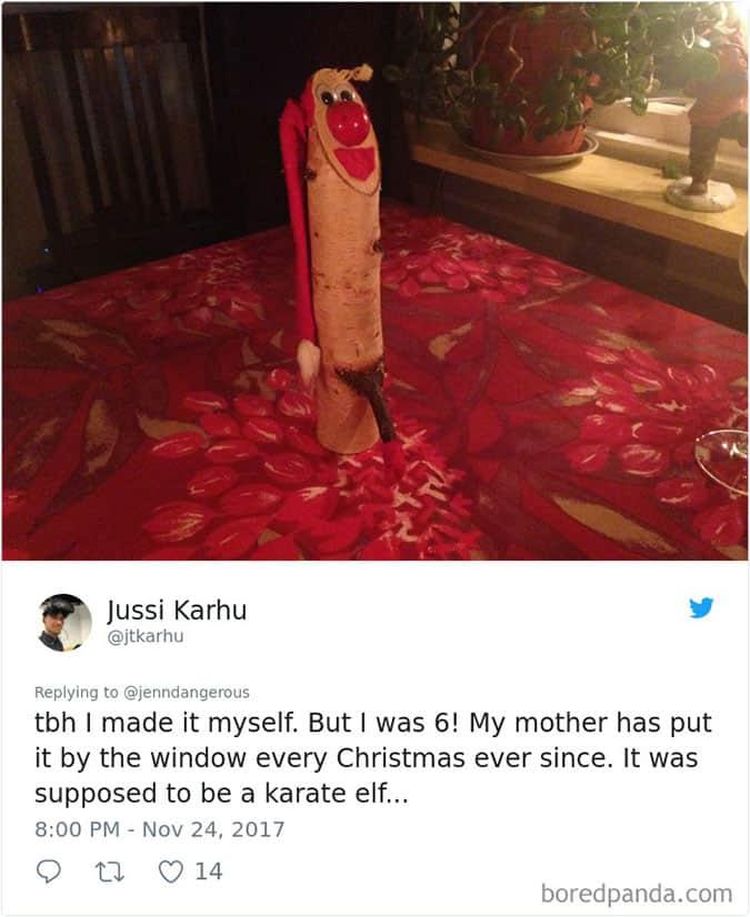 karate-elf