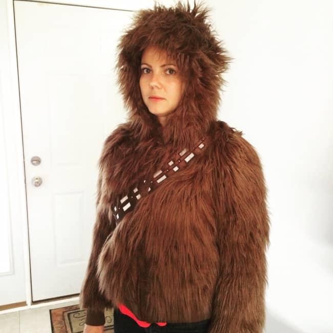Chewbacca-jacket