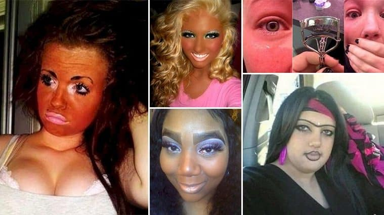 Beauty Fails That Will Make You Rethink Your Look