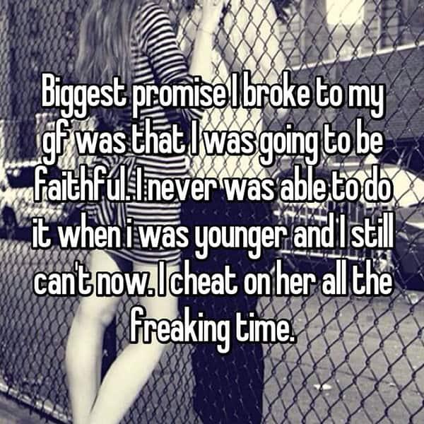 Betrayals And Broken Promises faithful