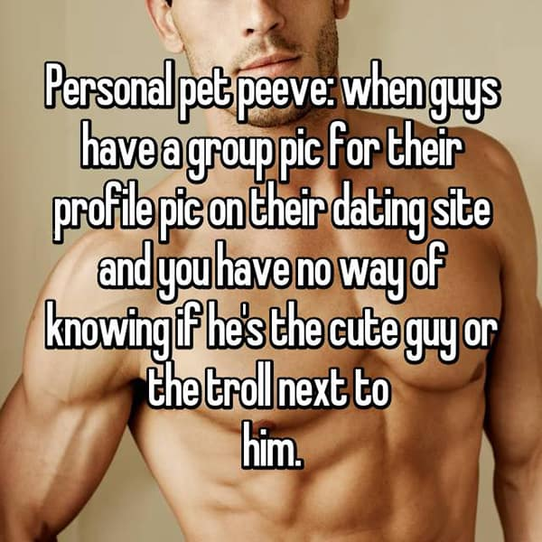 Biggest Dating Related Pet Peeves group pics